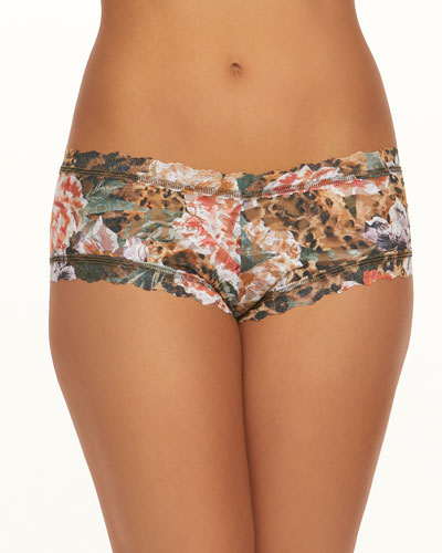 Hanky Panky Safair Bloom Lace Boyshorts