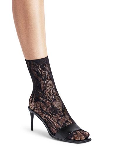 f208126b1e0 Wildflower Net Ankle Socks Quick Look. Wolford