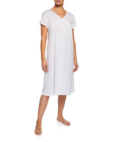 Lotta Short-Sleeve Nightgown