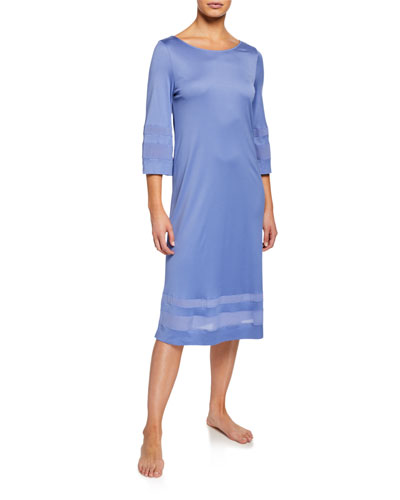 Enna 3/4-Sleeve Nightgown