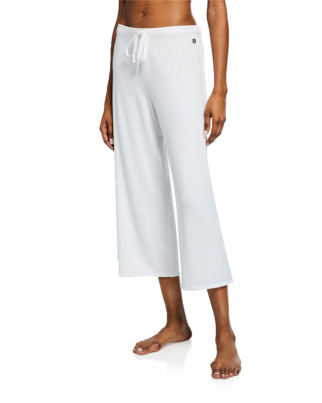 Natori Pants ZEN CROP LOUNGE PANTS