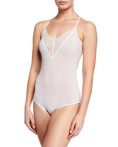 353a0b774 Nylon Spandex Bodysuit