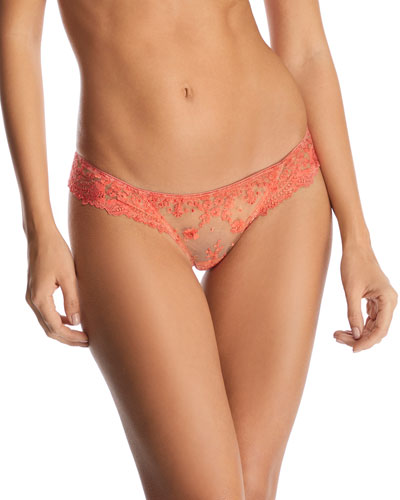 Annabelle Tulle Thong