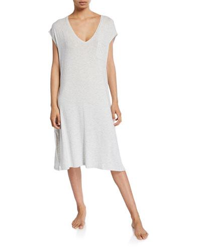 Larkin V-Neck Sleepshirt