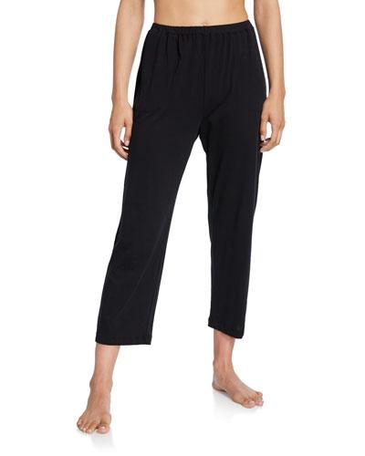 Oaklie Jersey Crop Pants