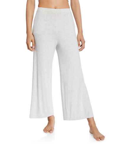 Lilian Cropped Relaxed Lounge Pants