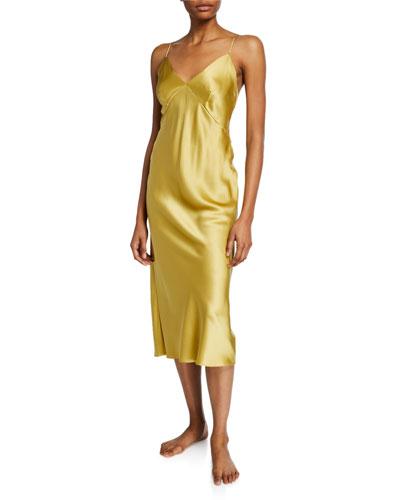 Issa Honey Silk Nightgown