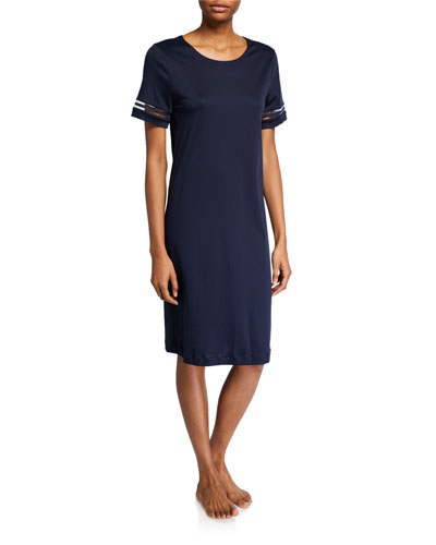 Ilona Short-Sleeve Nightgown
