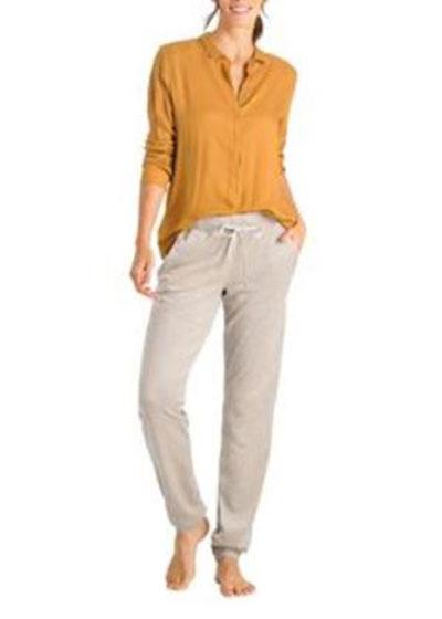 Favourites Velvet Drawstring Pants