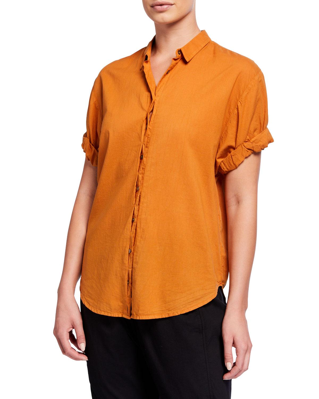 Xirena T-shirts CHANNING SHORT-SLEEVE LOUNGE SHIRT