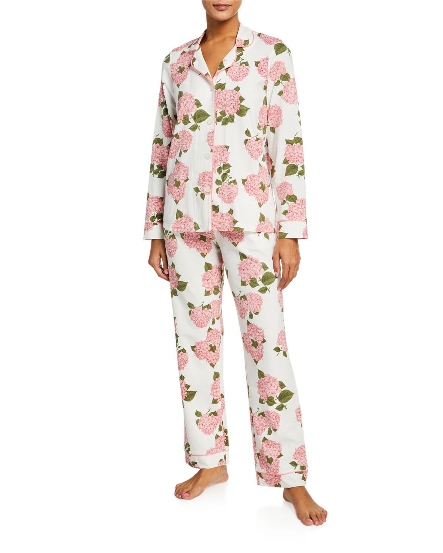 Bedhead Pajamas FLORAL CLASSIC PAJAMA SET