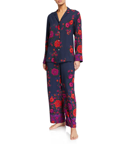 Botanica Floral Classic Pajama Set