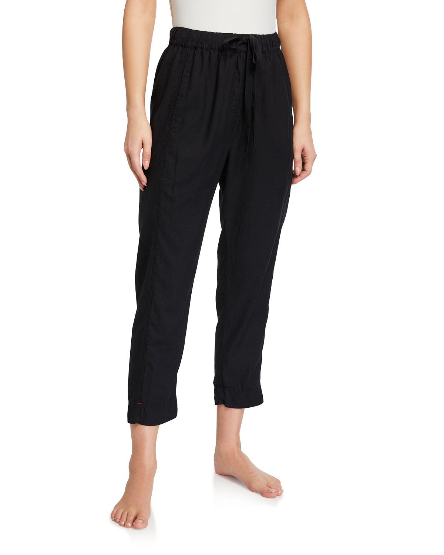 Xirena Pants DRAPER COTTON LOUNGE PANTS
