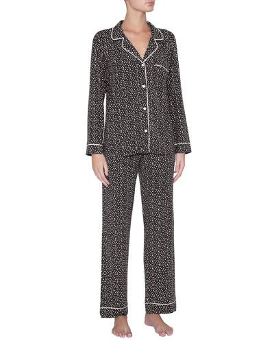 Sleep Chic Print Pajama Set