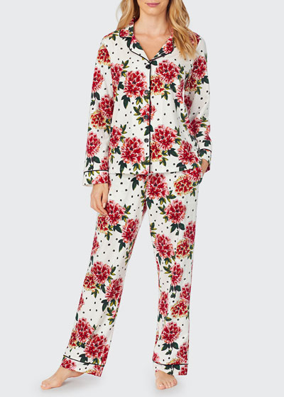 Room to Bloom Classic Pajama Set