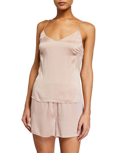 Tabatha Silk-Stretch Camisole