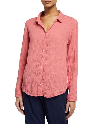 Scout Long-Sleeve Lounge Shirt