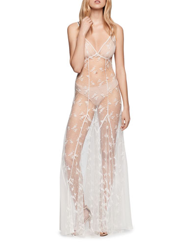 Allover Lace Nightgown