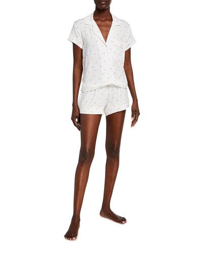 Giving Printed Short Pajama Set