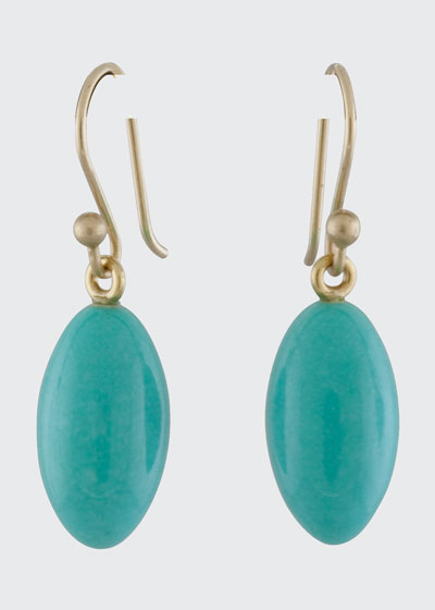 Turquoise Berry Earrings