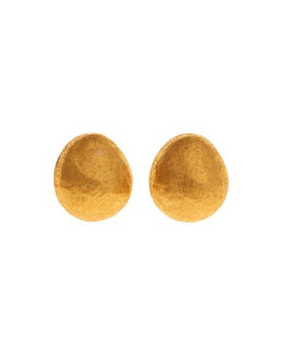 Roxanne 24K Gold Earrings