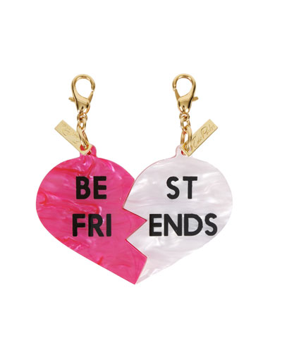 Best Friends Bag Charms