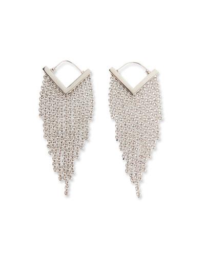 Freak Out Waterfall Earrings
