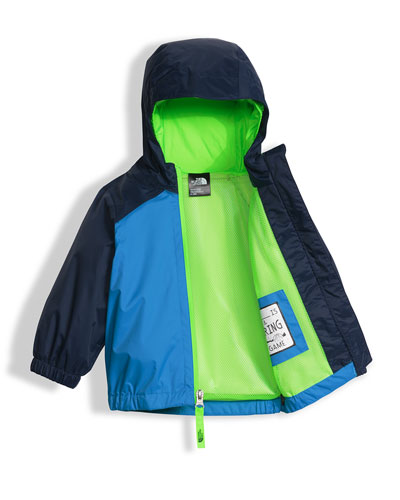 Stormy Rain Triclimate® Hooded Jacket, Blue, Size 3-24 Months