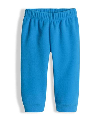 Glacier Micro-Fleece Pants, Blue, Size 3-24 Months