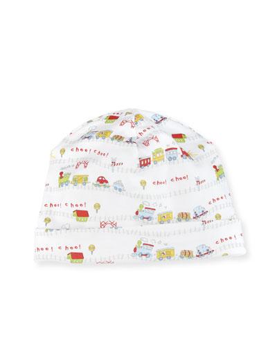 IB Red Caboose Print Hat