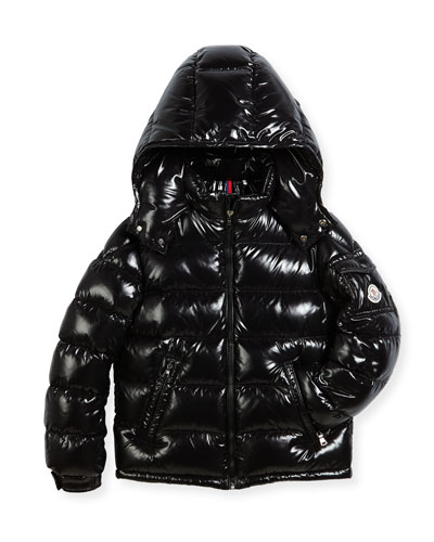 New Maya Puffer Coat, Size 8-14