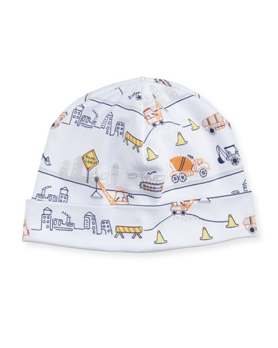 City Demo Pima Baby Hat