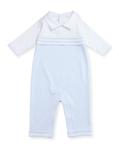 Fall Homecoming Coverall, Size 0-9 Months