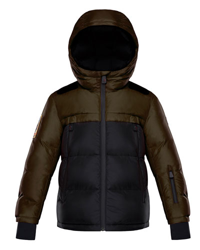 Harvey Technical Ski Jacket, Size 4-6