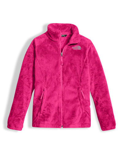 Osolita Fleece Jacket, Pink, Size XXS-XL