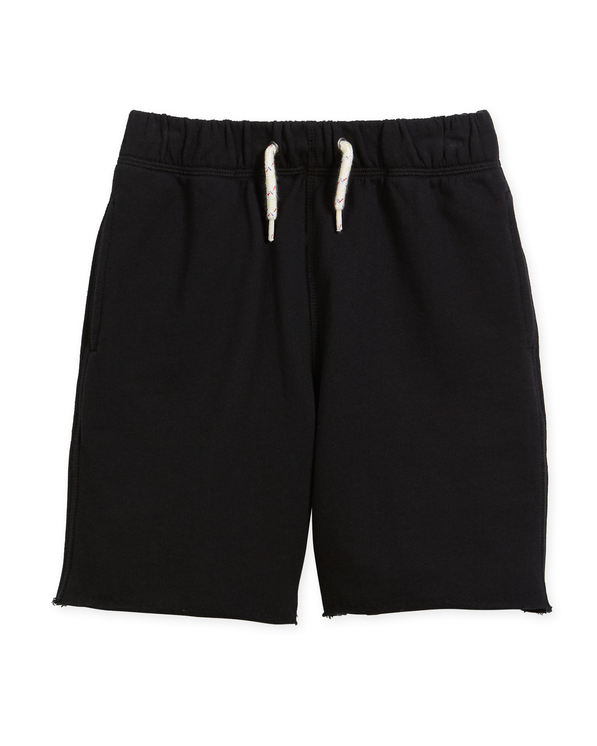 Cotton Camp Shorts, Size 2-10