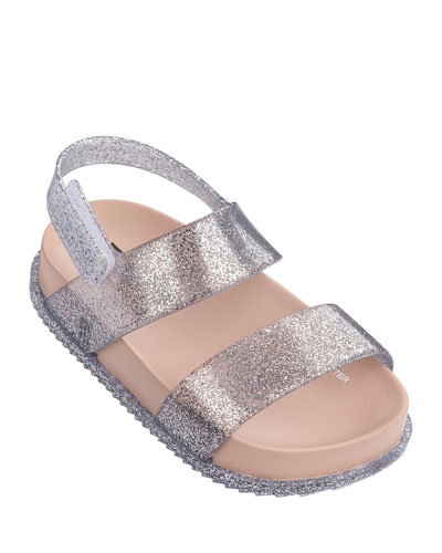 Cosmic Glittered Sandal, Toddler