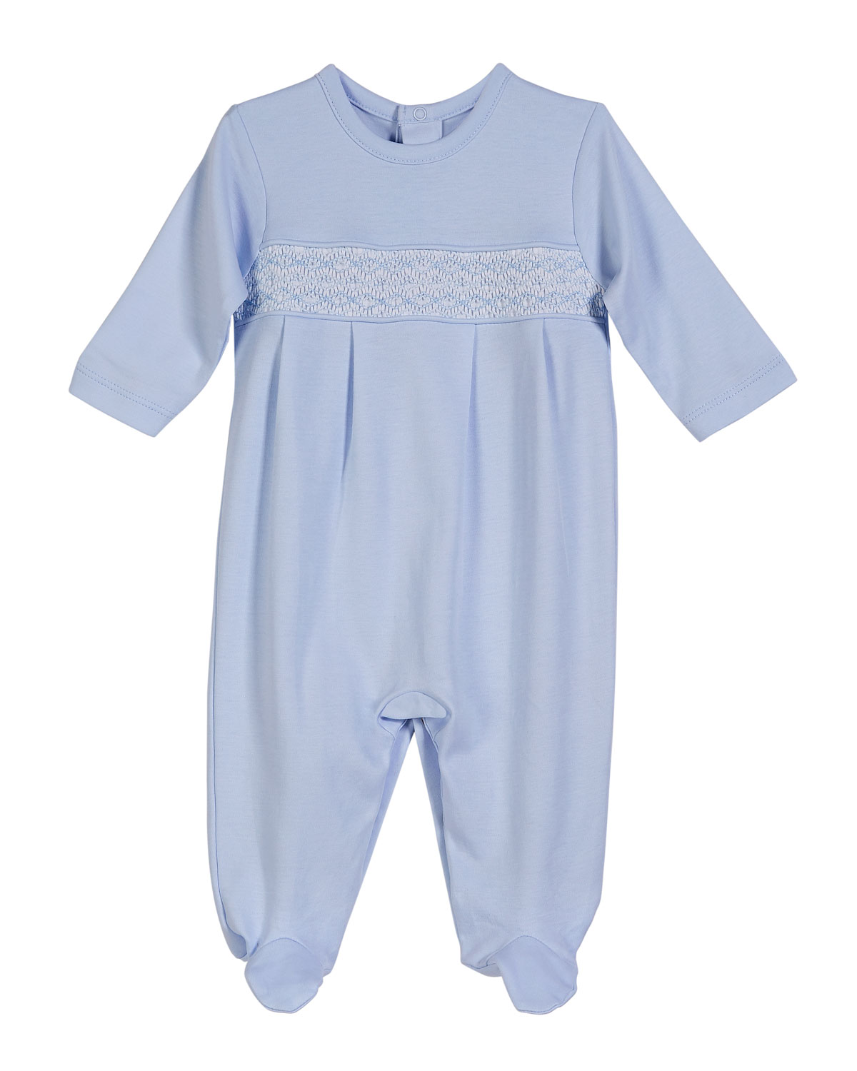 CLB Fall Footie Playsuit, Size Newborn-9 Months
