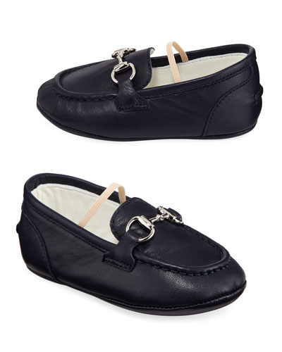 Jordaan Leather Loafers, Baby