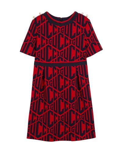 b020bd090209 Gucci Silhouette Dress