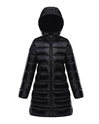da800eea0ae Suyen Hooded Long Puffer Coat