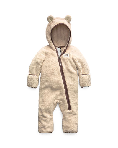 The North Face Campshire Sherpa Fleece Hooded Coverall,