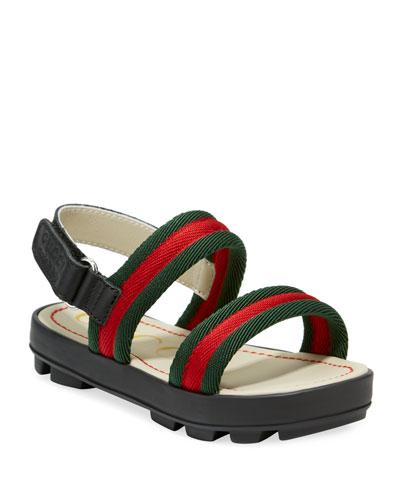 Sam Web Sandals, Baby/Toddler