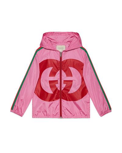 Parachute GG Jacket, Size 4-12