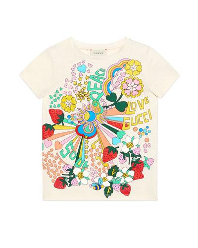 cc5ce7d163d Allover Graphic T-Shirt