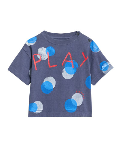 6c71a8ac1f68 Play Outside Short-Sleeve Top
