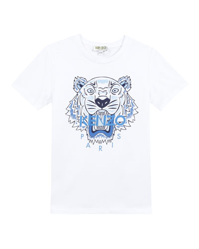 Cotton Print T Shirt   bergdorfgoodman.com 4429af8bb58
