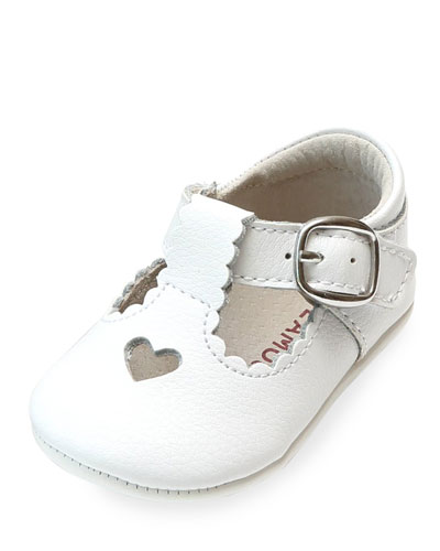 dff2fcfa6fb6 Leather Lining Heart Shoes