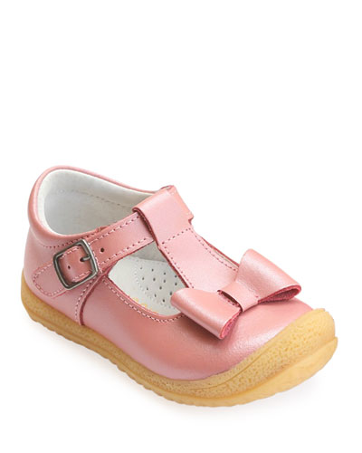 Emma Bow T-Strap Mary Jane, Baby/Toddler/Kids