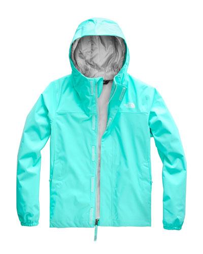 Resolve Reflective Hooded Jacket, Size XXS-XL